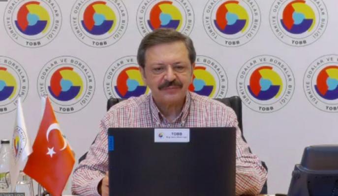 TOBB Başkanı, Antalya'yı dinledi!