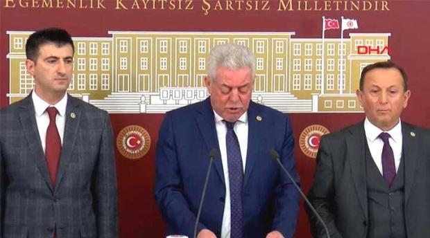 3 Milletvekili CHP'den istifa etti