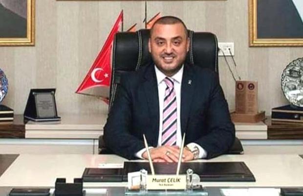 AK Parti'de Murat Çelik güven tazeledi
