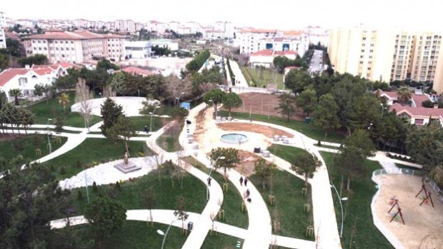 Büyükçekmece'ye Aziz Sancar Nobel Parkı