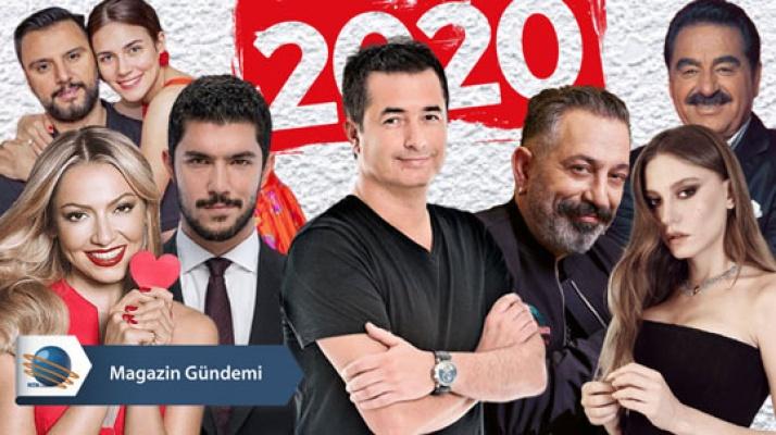 Magazin ve Sanat camiasında 2020