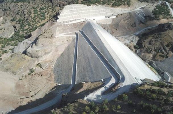 Yoncalı Barajı'na 60 milyon ödenek
