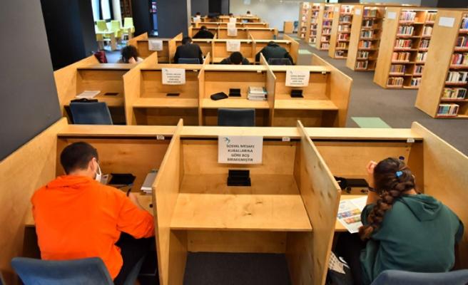 Beylikdüzü kütüphaneleri 215 bin kişiyi ağırladı