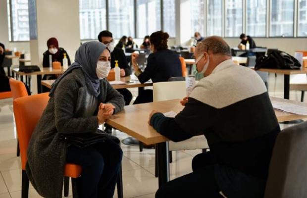 ESBİM 120 kişiye daha iş buldu