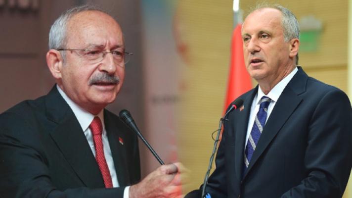 Kılıçdaroğlu'ndan  İnce'nin istifasına yorum