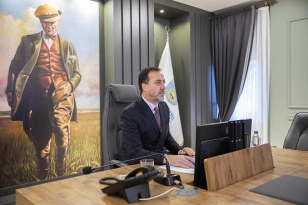 Yılmaz Azerbaycan kanalına konuk oldu