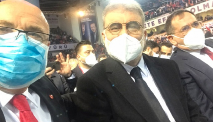 AK Parti  Milletvekili Tamer hastaneye kaldırıldı
