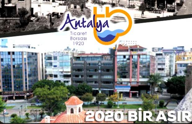 Antalya Borsası'ndan 100 yılın anısına kitap