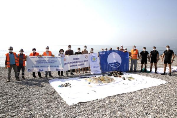 Antalya Büyükşehir'e çevre ödülü