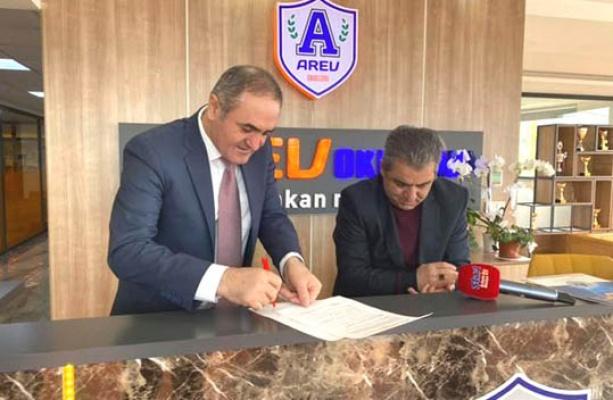 AREV ve YBB arasında işbirliği