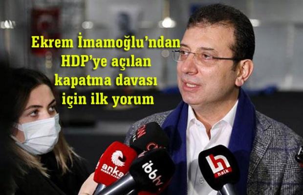 """ DEMOKRASİYE AYKIRI BİR TUTUM"""