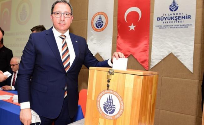 İBBSK'da Fatih Keleş yeniden başkan
