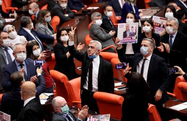 Ömer Faruk Gergerlioğlu'nun milletvekilliği düştü