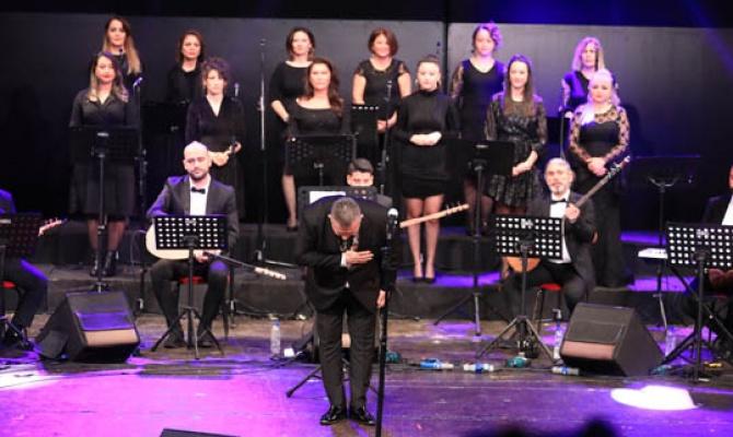 Sürelsan THM Kadınlar Korosu'ndan ilk konser
