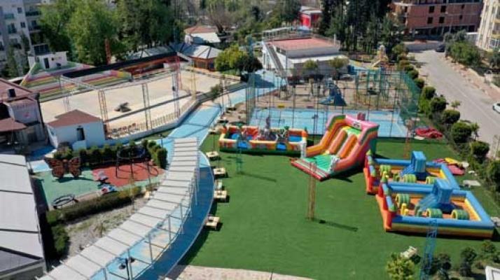 Teneffüs Park 1 Nisan'da açılıyor