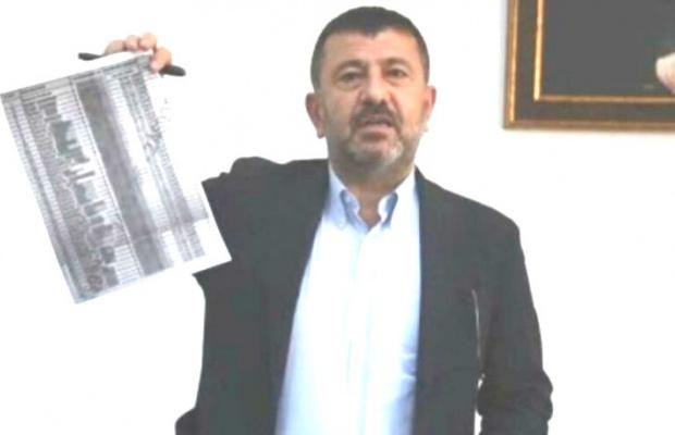 Ağbaba: Yeşilyurt Belediyesi'nin Almanya'ya gönderdiği 43 kişi iltica etmiş!