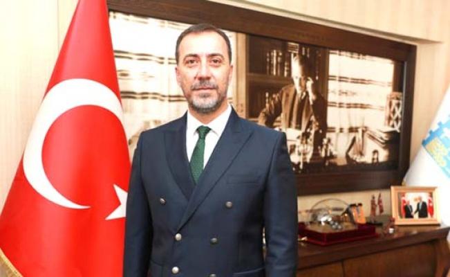 Başkan Yılmaz'dan Türkeş'e anma
