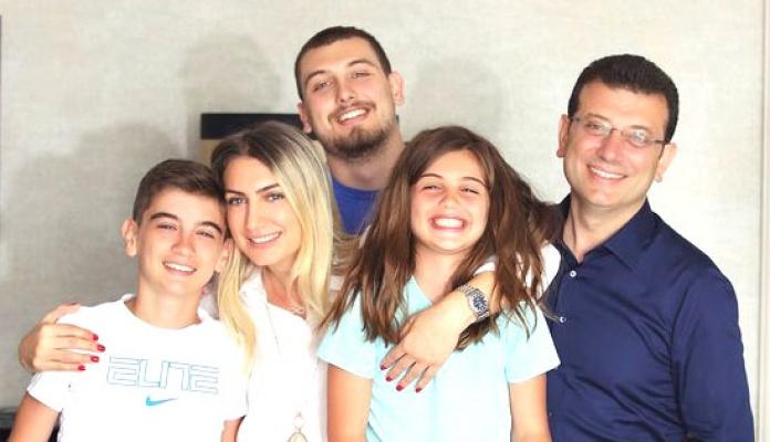 Dilek İmamoğlu ve 2 çocuğu Covid'e yakalandı