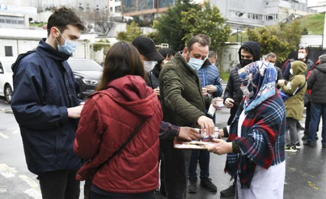 Esenyurt Ekipleri Bulgaristan Seçimlerinde