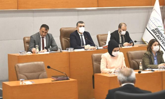 Esenyurt'ta komisyonlar belirlendi