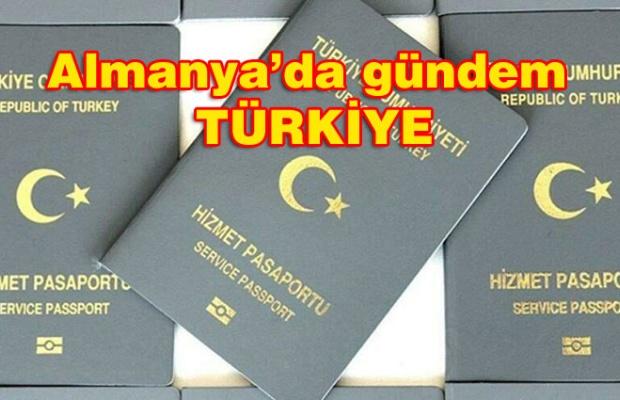 """""""Gri Pasaportlu'yu gözaltına alın"""" emri ve Belediye aracılığıyla İnsan kaçakçılığına dava"""
