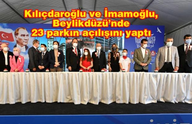 Kılıçdaroğlu: Başkanlarımız tarih yazıyor
