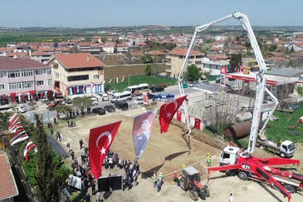 Silivri Kavaklı'ya yeni sağlık merkezi