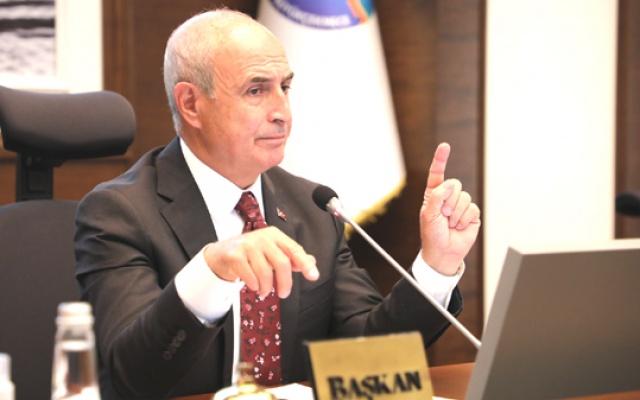 Akgün: Tepecik ve Türkoba'nın planları siyaset uğruna reddedilecek