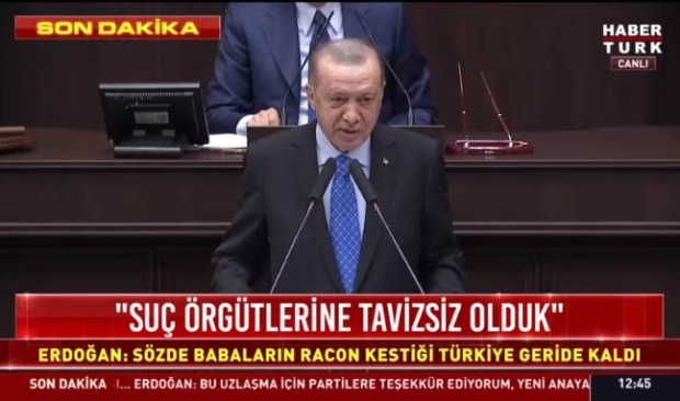 Erdoğan, Soylu'ya sahip çıktı, Akşener'e gözdağı verdi