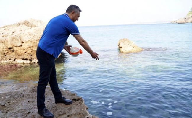 Muratpaşalıların dileklerini Akdeniz'le buluşturdu