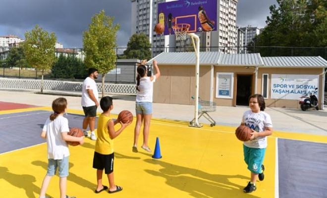 Beylikdüzü'nde yaz spor okullarına kayıtlar