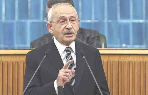 Kılıçdaroğlu:Lağım basmış, yolsuzluklar diz boyu, nerede bu savcılar?