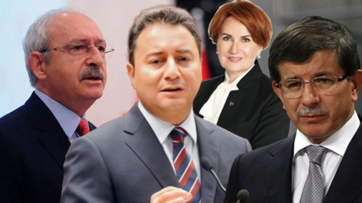Liderlerden HDP'ye saldırıya tepki