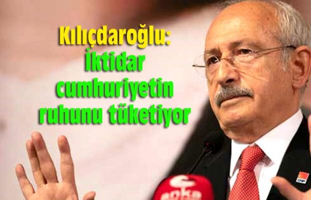 """'Türkiye, şahsım hükümetiyle vedalaşıyor"""""""