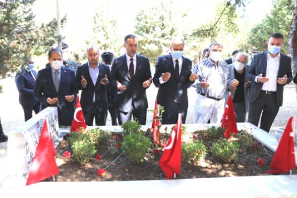 15 Temmuz Şehitleri Silivri'de anıldı