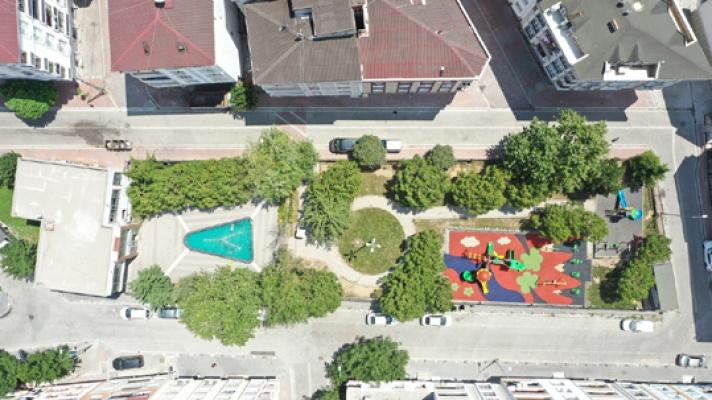 Esenyurt 'ta yeni çocuk parkı
