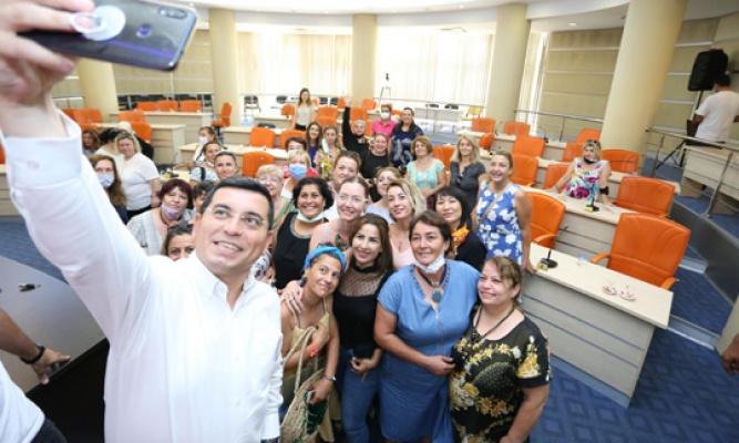 Kepez'de kadın emeği için festival!