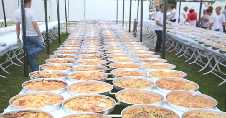 Ortaköy Börek Festivali 30 Temmuz'da