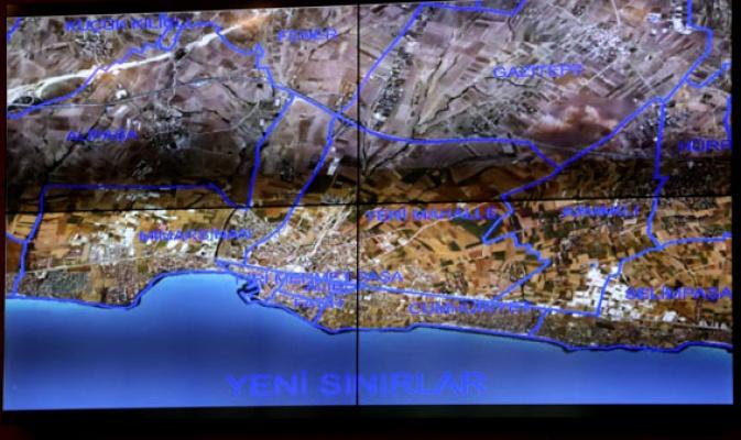 Silivri'de mahallelerin sınırları yeniden belirlendi