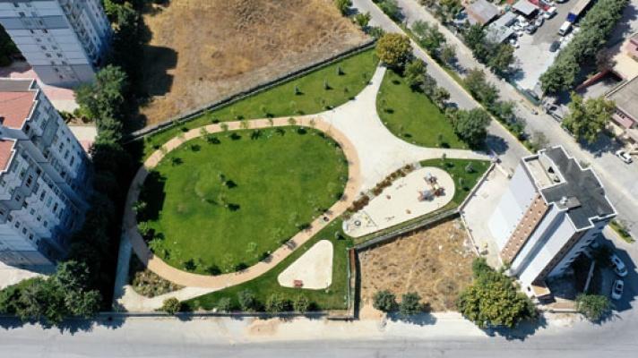 Beylikdüzü'ne 22 yeni park