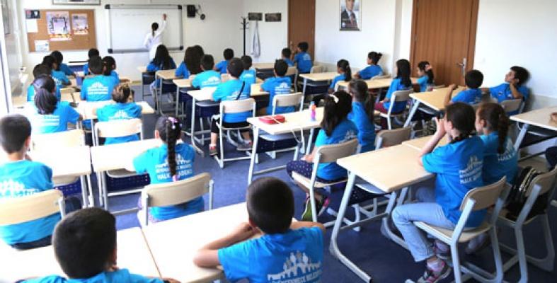 Büyükçekmece'de LGS ve okula destek kursları