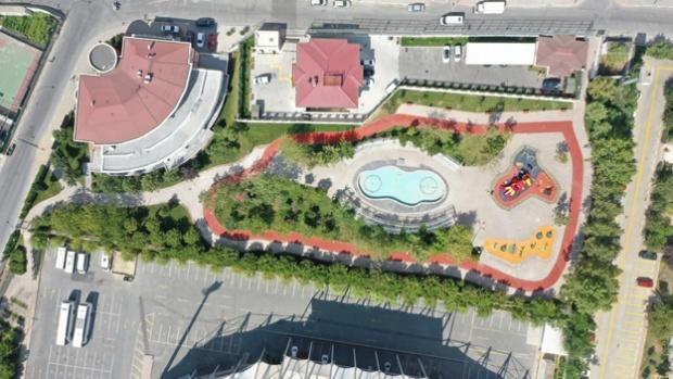 Esenyurt'ta  İncirtepe Parkı yenilendi