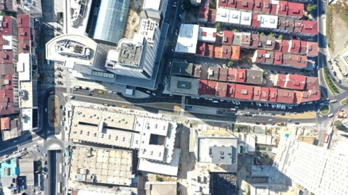 Esenyurt'ta trafiği rahatlatan çalışma