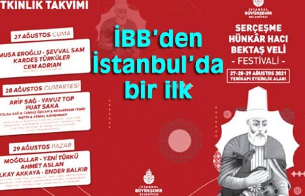 Hacı Bektaş Veli Festivali bugün başlıyor