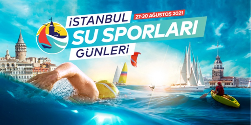 İstanbul'da Su Sporları Heyecanı