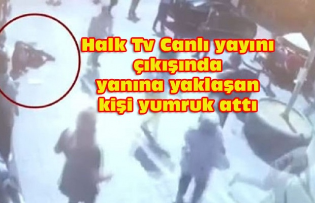 İYİ PARTİ İSTANBUL İL BAŞKANI BUĞRA KAVUNCU'YA SALDIRI