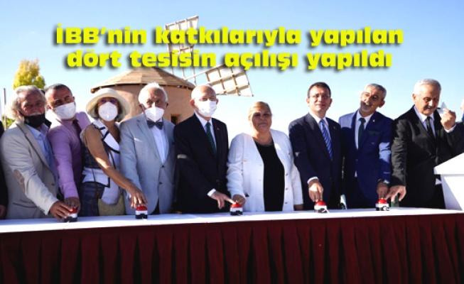 """KILIÇDAROĞLU'NDAN İMAMOĞLU'NA """"HACIBEKTAŞ"""" TEŞEKKÜRÜ"""