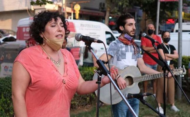 Maltepe 'de sanatçılara büyük destek