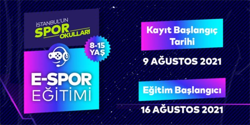 Türkiye'nin İlk Online Espor Eğitimi