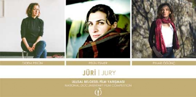 Altın Portakal'da jüriler açıklanıyor